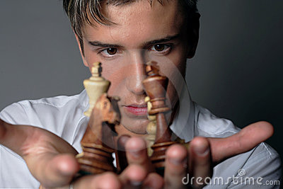 Business is chess
