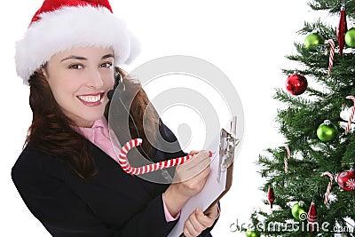 Business at Christmas