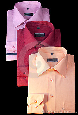 Business clothing shirts