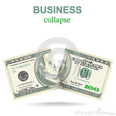 Business concept with dollar