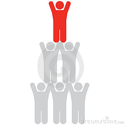 Business Concepts: Stand Out From The Crowd (6)