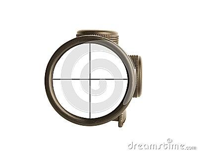 Business conceptual riflescope