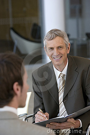 Free Business Consultant Royalty Free Stock Photos - 2823178