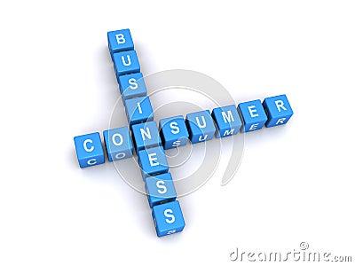 Business consumer