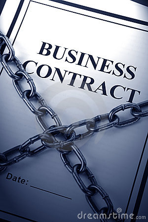 Business Contract and Chain