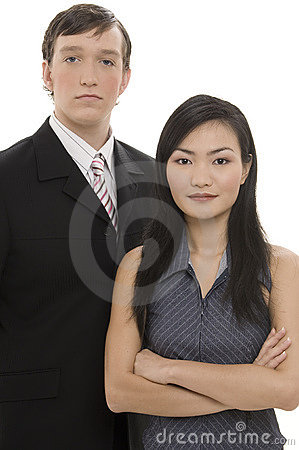 Business Couple 2
