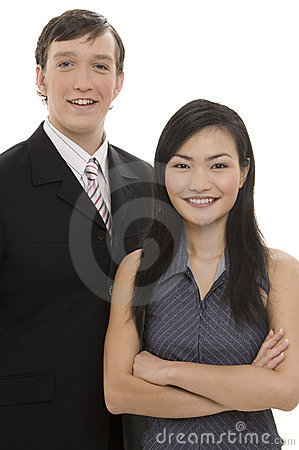 Business Couple 3