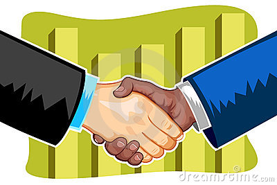 Business Deal Stock Photography - Image: 20328982