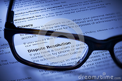 Business Dispute Resolution