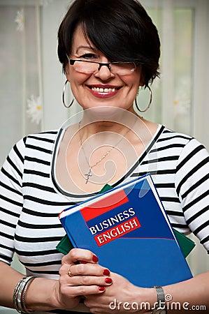 Business English teacher