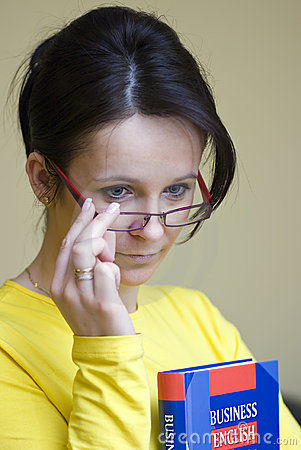 Free Business English Teacher Stock Photos - 4989433