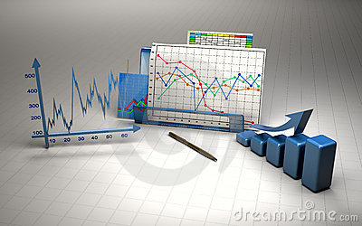 Business finance image