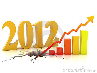 Business or financial growth in 2012