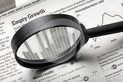Business Focus Newspaper MAgnifying