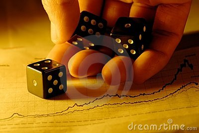 Business is gamble
