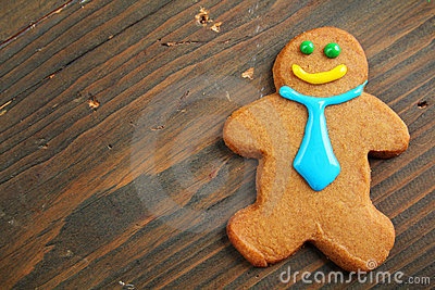 Business gingerbread