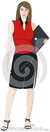 Business girl2