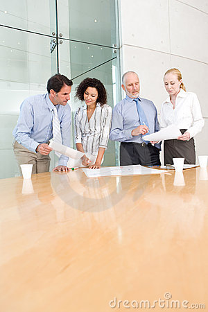 Business Group Meeting Stock Photography - Image: 8694662