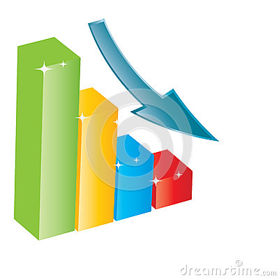 Business growth chart.