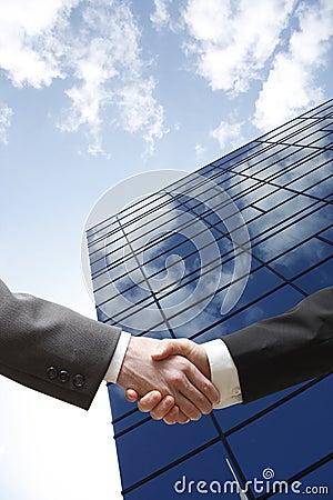 Free Business Handshake Stock Images - 9471724
