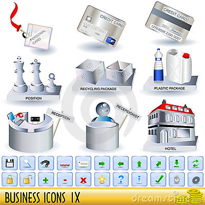 Business icons 9