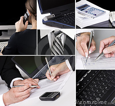 Free Business In Details Stock Photo - 7845910