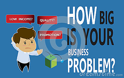 Business info-graphic