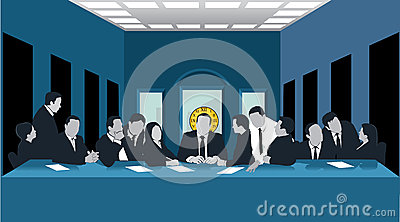 Business last supper