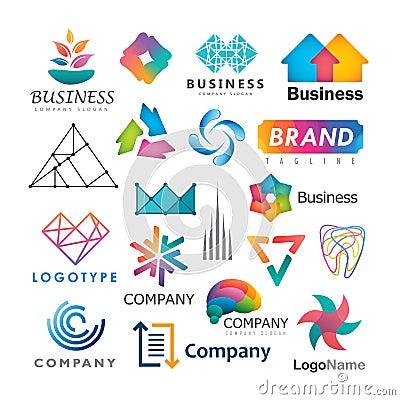Free Business Logos Stock Photo - 90047310