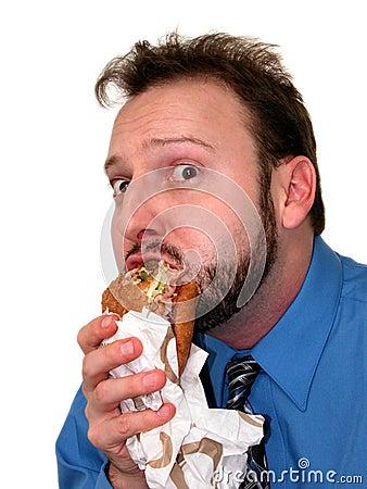 Business:  Lunch Break (1 of 4)