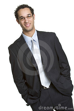 Free Business Man Royalty Free Stock Photos - 1916998