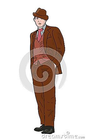 Free Business Man Stock Image - 20113301