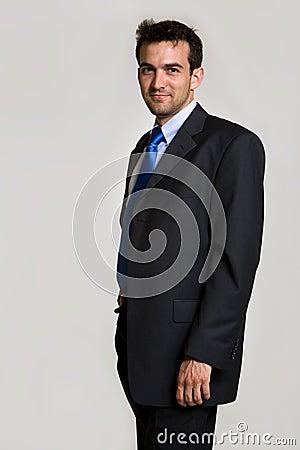 Free Business Man Royalty Free Stock Photo - 3012455