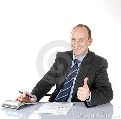 Free Business Man II Royalty Free Stock Images - 966359
