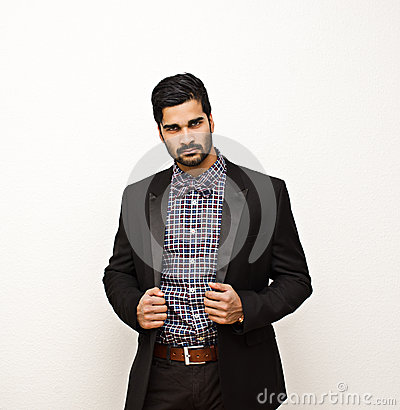 Free Business Man Portrait Royalty Free Stock Photography - 37038557