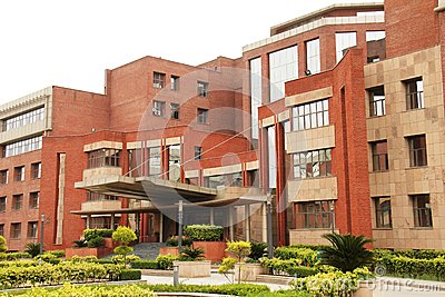 Business and Management Amity University, Noida Editorial Photography