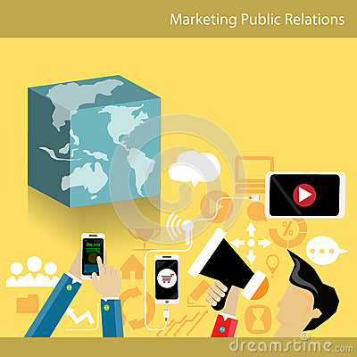 Free Business Marketing Public Relations Royalty Free Stock Photo - 70058535