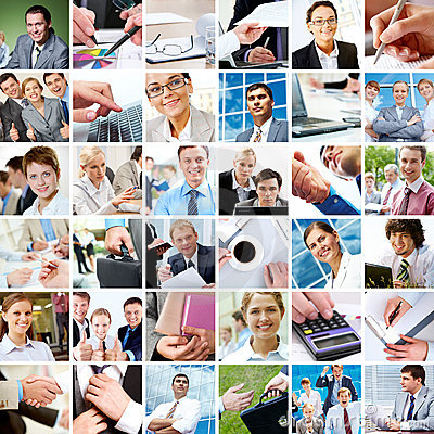 Free Business Moments Royalty Free Stock Photography - 15407497