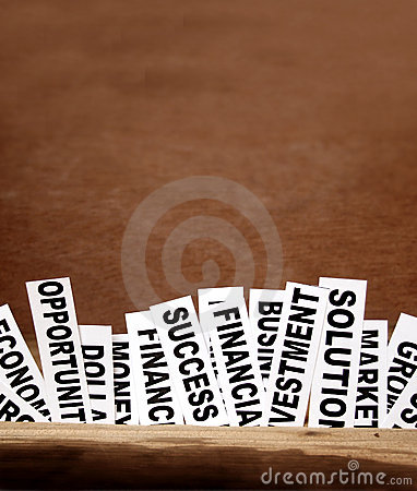 Free Business New Headlines Royalty Free Stock Image - 5488386
