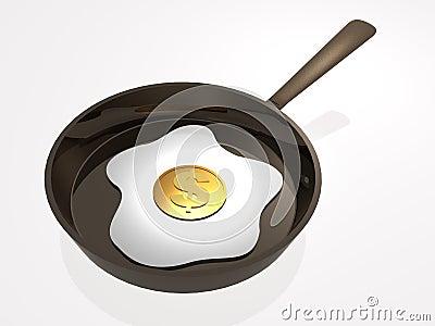 Business omelet
