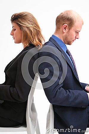 Business - opposite