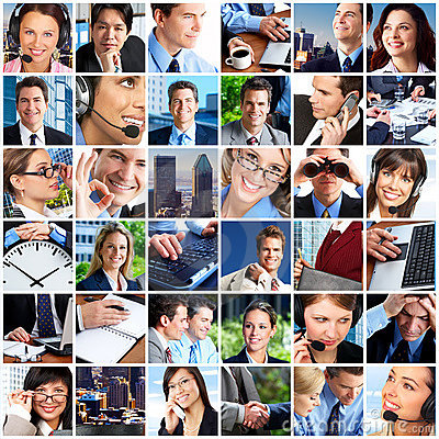 Free Business People Stock Images - 13024494