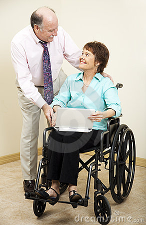 Business People - Disability