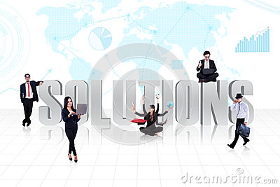 Business global solutions