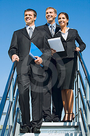 Free Business Persons Stock Photos - 3205333