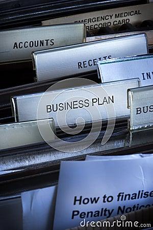 Business Plan Files