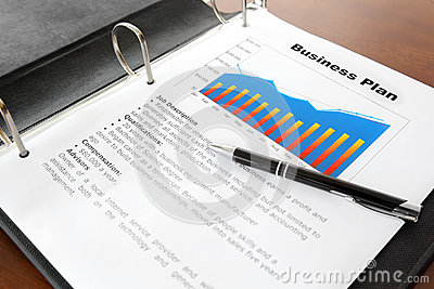Business Plan on the Table