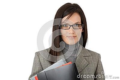 Business portrait of confident woman