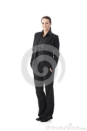 Business portrait of mid-adult woman