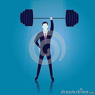 Free Business Power Strength Concept Stock Photos - 98285083